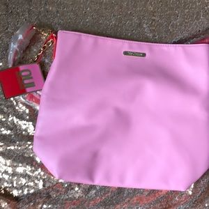 Juicy Couture Pink And Orange Crossbody Bag NWT
